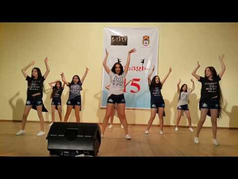 CRAZY DANCE GROUP 30. 04. 2017