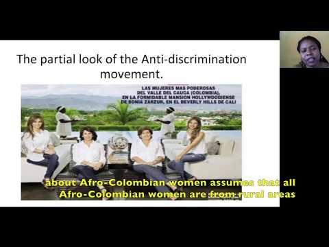 #HerDreamDeferred 2017   Afro-Columbian Women Webinar (3/27/17)