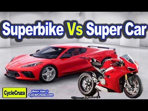 SUPER CAR Vs SUPERBIKE