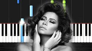 Sherine - Masha3er / شيرين - مشاعر - Piano by VN