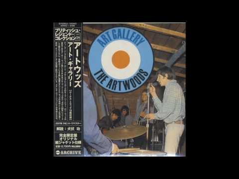 The Artwoods - Art Gallery (1966) FULL ALBUM