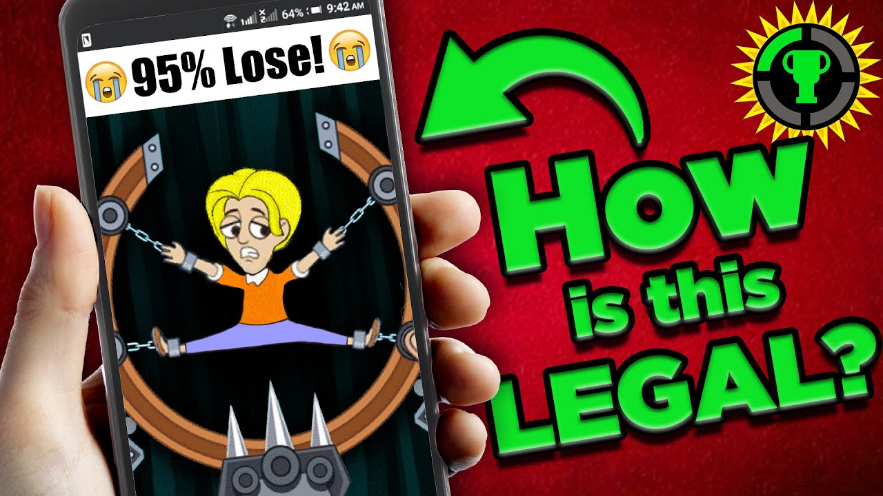 Game Theory: Are Your Mobile Games ILLEGAL?