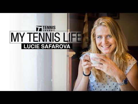 "My Tennis Life: Lucie Safarova Episode 3 ""Stairway to My Apartment"""