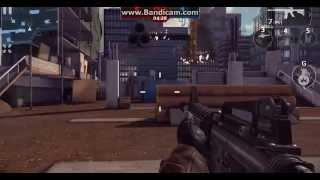 Modern Combat 5 on PC (Windows 8.1/10)