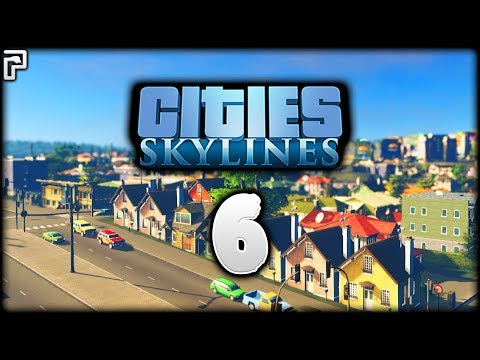 Making Money & New Residency! | Cities Skylines Let's Play [