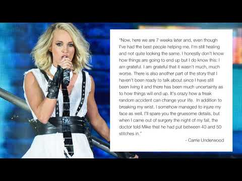 One Country Update: Carrie Underwood