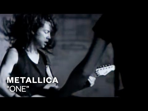 Metallica  One Video
