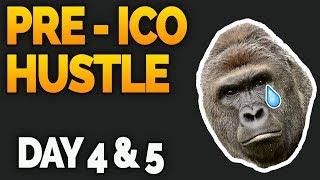 видео Pre ICO