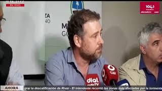 Subsecretario de Agricultura y Ganadería Alejandro Zlotolow
