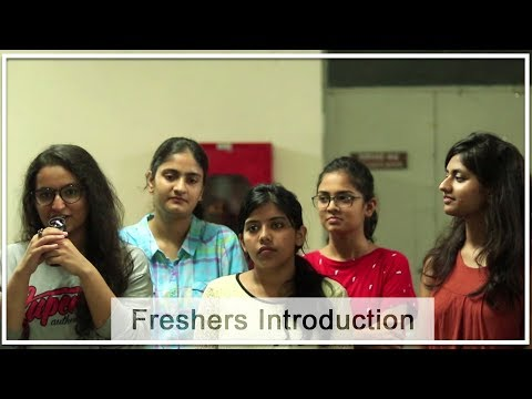 Freshers Introduction 2018 || IIT Delhi