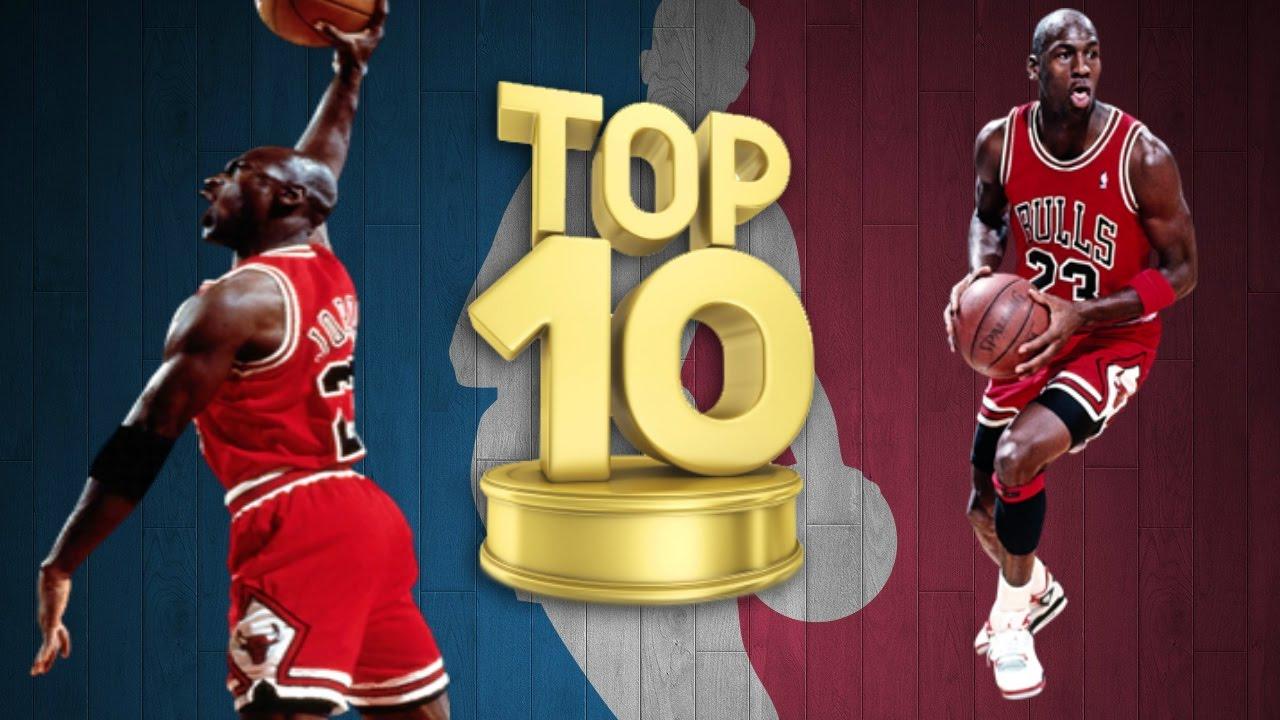 Michael Jordan Top 10 Greatest Poster Dunks Youtube