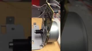 Printer BLDC hack