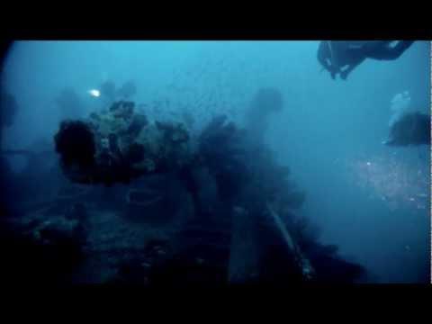 Plongée sur le Togo le 22.04.2012 avec l'ASPTT Lyon.wmv