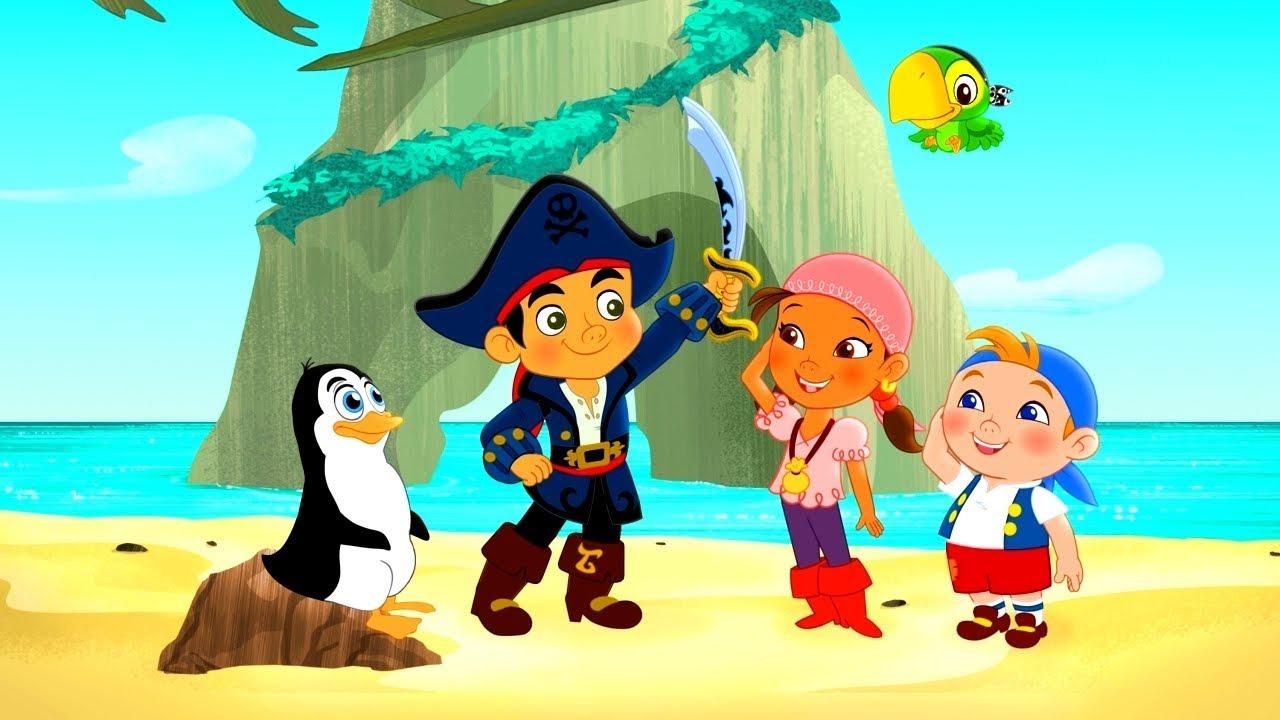 Джейк из пиратов нетландии картинки