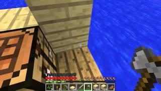 LP Ванильный Minecraft 1.7.2 #2 (Строительство домов)