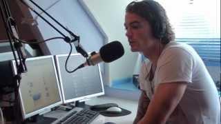Interview Dave Bulthuis bij Sport Totaal