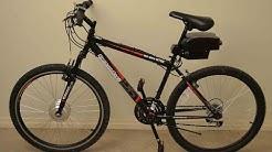 Anzio front wheel eBike conversion kit