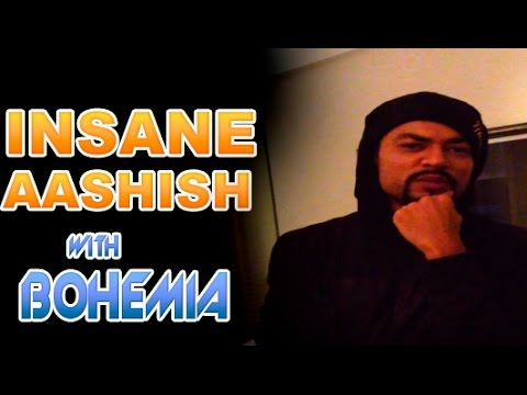 Insane Aashish with Bohemia || The Magician