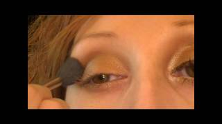 Shimmery Brown Smoky Eye Tutorial Using MAC Eyeshadows Thumbnail