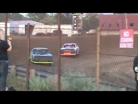 Charleston Speedway Factory Stock Heat 1 May 21, 2016