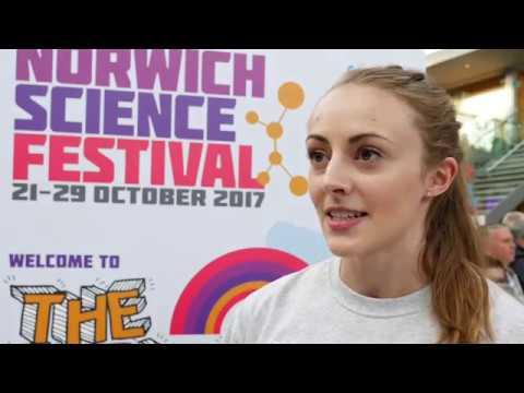 Norwich Science Festival 2017 | University of East Anglia (UEA)