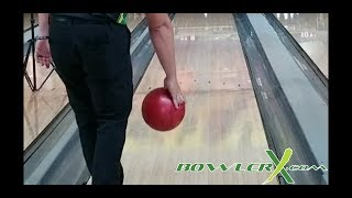 How to HOOK / CURVE a bowling ball for beginners | Even if you don't have your own ball