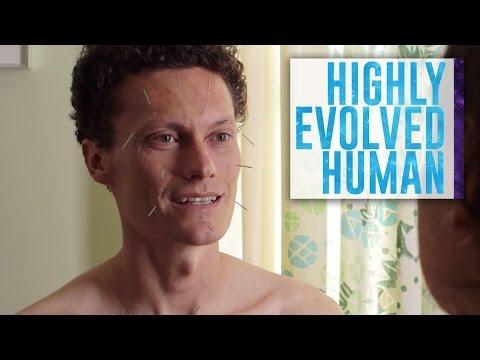 Highly Evolved Man 23