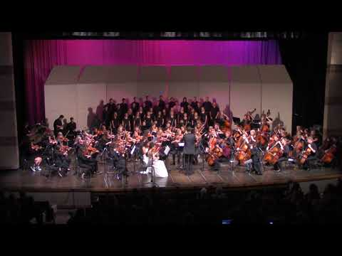 Audiomachine - Ice of Phoenix performed by Silver Creek High School