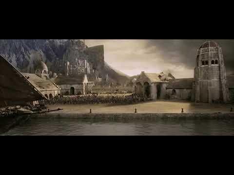 Yüzüklerin Efendisi Kralın Dönüşü: Pelennor Çayırları Savaşı (5/3) HD