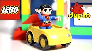 Lego Duplo Superman DC Comics Lego set: 10543