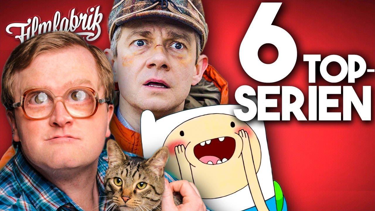 Netflix Comic Serien