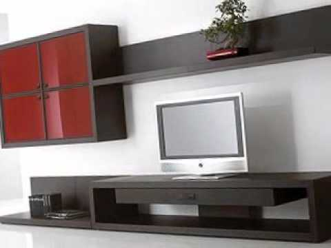 Decora t es dise o de muebles en melamina youtube for Muebles de diseno italiano