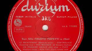 Fausto Papetti   Sax Alto e Ritmi n  3 06   Kon  tiki