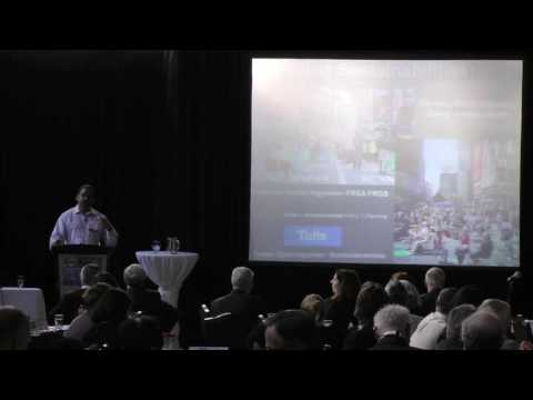Big Thinking  - Julian Agyeman - Just sustainabilities in cities (Annual Conference 2016)