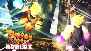 EL NUEVO DRAGON BALL Z FINAL STAND!?? - ROBLOX DRAGON SOUL