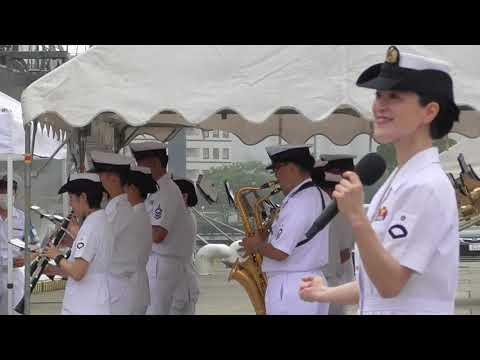 Stand Alone/三宅由佳莉  令和2年度遠洋練習航海部隊入港歓迎行事