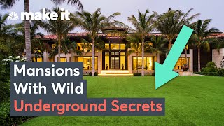 Inside Four Mansions With Underground Secrets