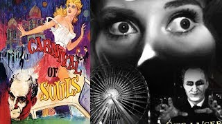 Carnival Of Souls (1962) | Horror Mystery Film | Candace Hilligoss | English Movie With Subtitles