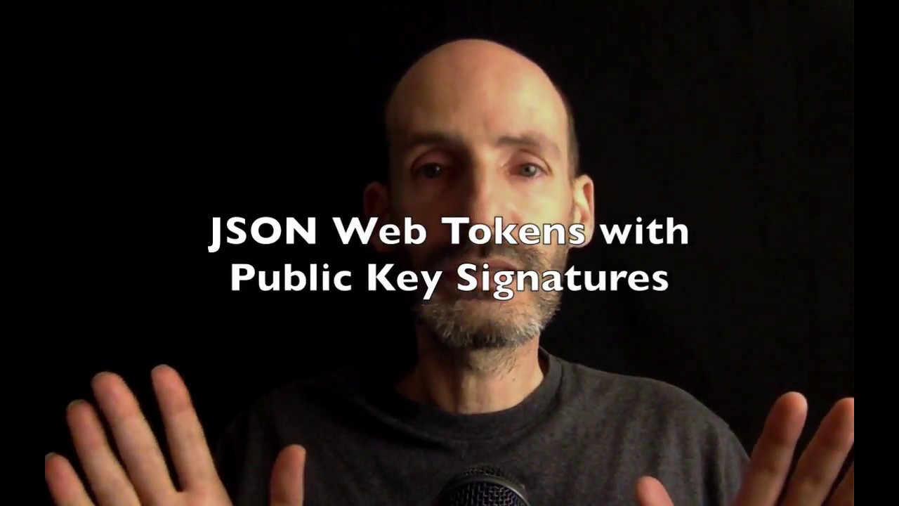 JSON Web Tokens with Public Key Signatures - miguelgrinberg com
