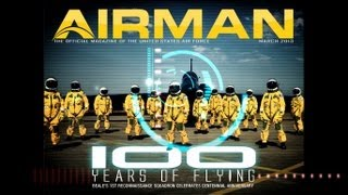 Airman Magazine March 2013 Cover Video Thumbnail