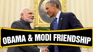 Obama-Modi friendship in short span of time (27-01-2015)