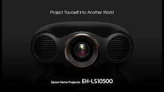 Epson LS10500 Laser Projector for Home Cinema - India