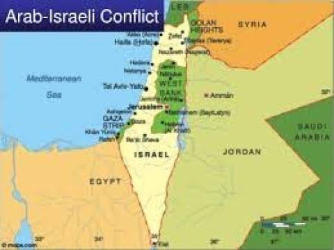 INTERESTING FACTS FIGURES \u0026 QUOTES: BRIEF HISTORY OF ARAB ISRAEL CONFLICT  #palestine #jerusalem