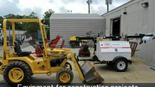Best Equipment Rental Stores -- Gaston Rentals Hickory NC