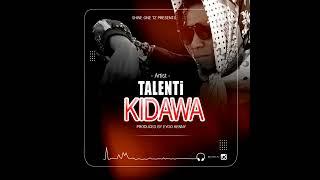 Kidawa - Talenti (Official Audio)