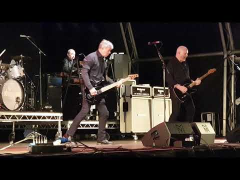 The Stranglers at #Wychwood last night
