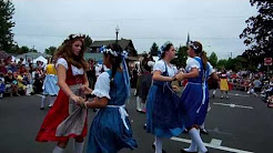 Octoberfest, Mt. Angel, Oregon.