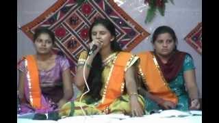 Mara ghat ma birajta shrinathji - Live program (Shreenathji bhajan) by Surabhi parmar.