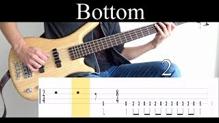 Bottom Tool - Bass Cover With Tabs by Leo Dzey