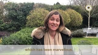 Carley Harrison on Pranic Healing